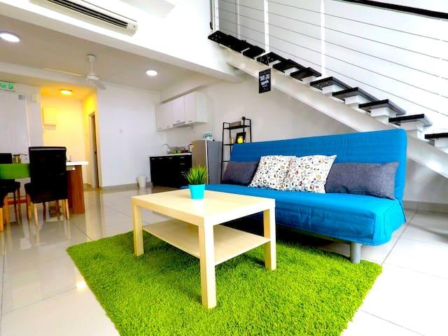 MyStayOver @ The Scott Garden - Kuala Lumpur - Apartament