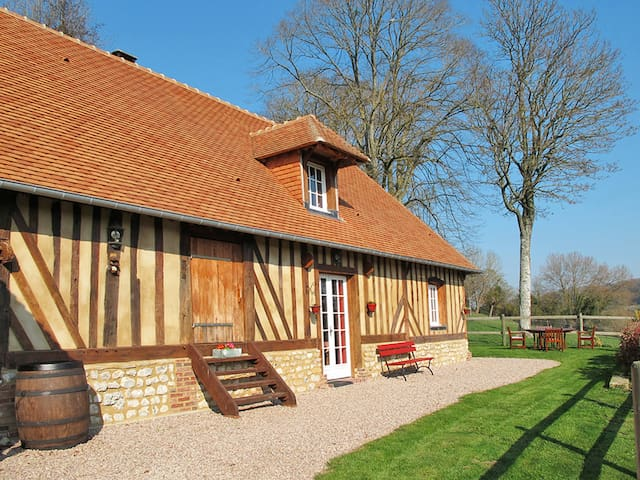 Holiday home in Courtonnes la Meurdrac