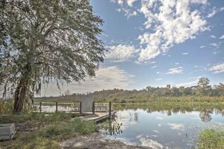 1BR Umatilla Cabin - See Nature & Wildlife! - Umatilla - Blockhütte