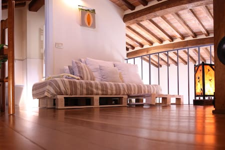 Bright loft in old town - Siena - Loft
