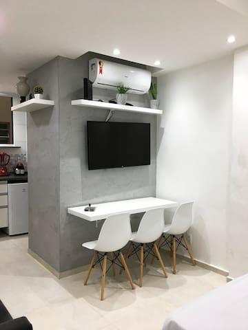 Apartamento- Studio aconchegante.