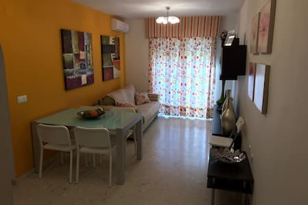 Apartamento familiar en la costa