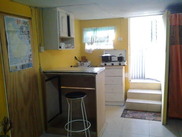Universal Chattel House Private Apt - Bridgetown - Apartemen