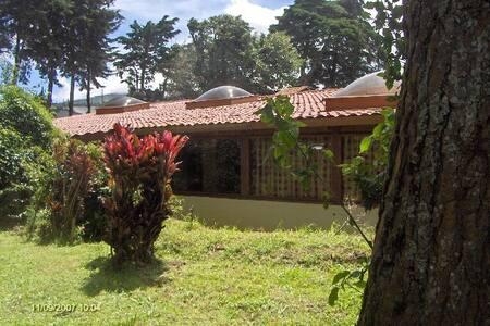 Country Home close to Volcano Poas - Sabana Redonda
