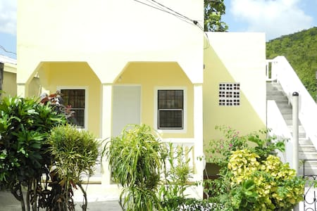 Great Village View in Marigot Bay  - Marigot Bay - Apartament