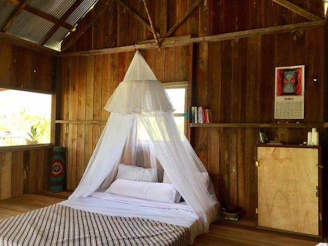 Orangutan Cabin