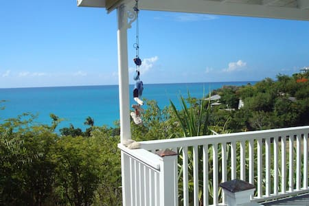 Breeze at Galley Bay Cottages - Five Islands Village