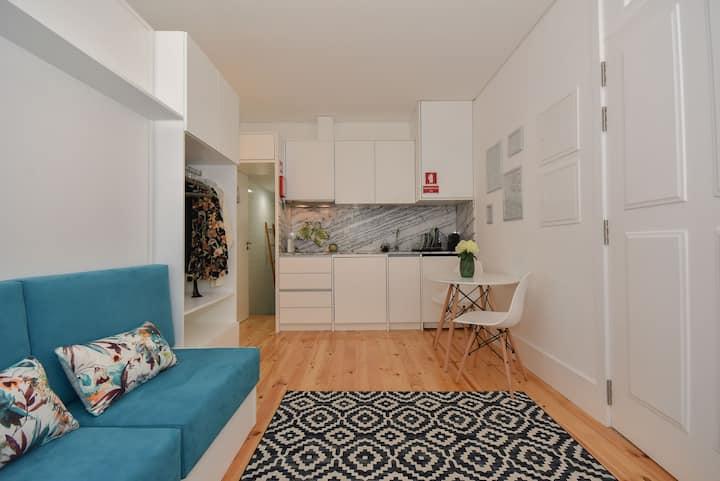 PortoSide Cozy Studio