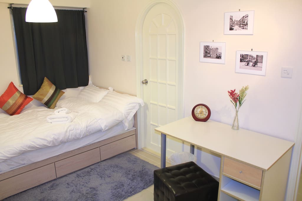 25㎡#C Newly renovated in WAN CHAI