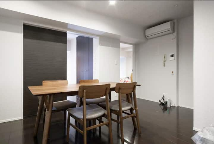 Central Shibuya,2BR@52m²with terrace