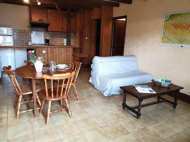 Appartement au calme, proche Argelès-Gazost
