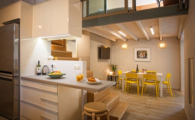 DallaBella hideaway Rethymno old town design house