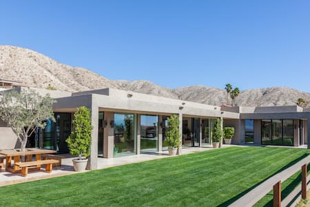 Butler's Living Desert Home Mstr #2 - Desert Hot Springs