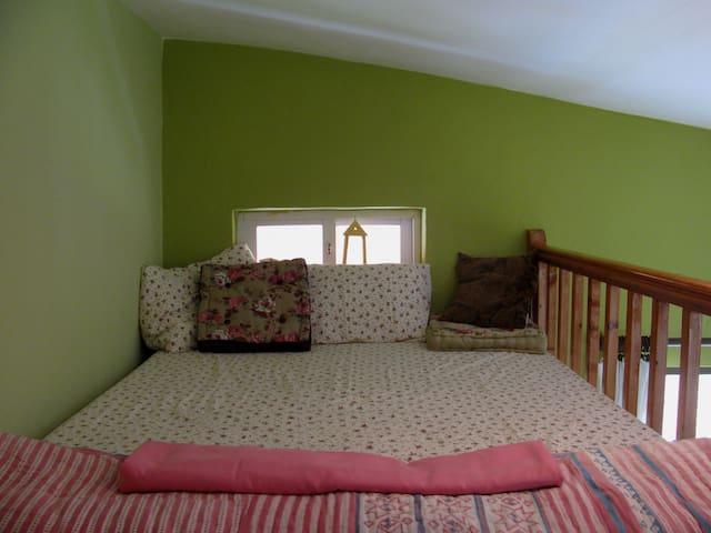 loft - bed for 2