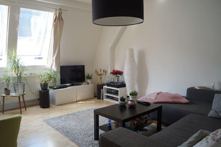 Wunderschöne Wohnung im Herzen der Neustadt - Dresden - Leilighet