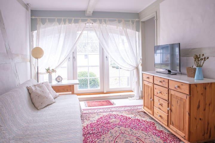 Idyllic apartment in Sarup, Funen