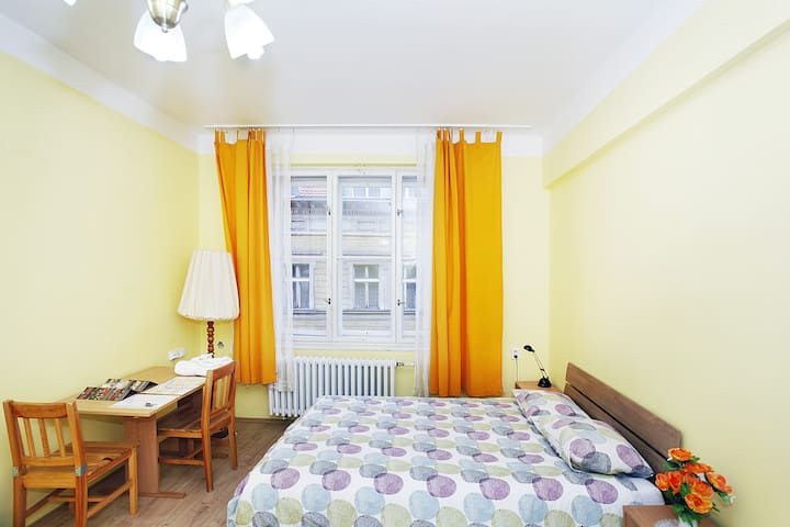Center of Old Town: Room for 2 or 3 - Praha - Apartemen