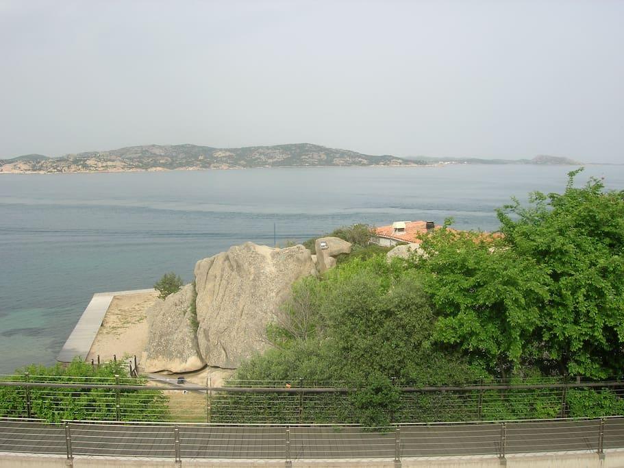 Panorama da l terrazzo