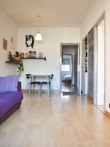 Apartment near Sagrada Familia.