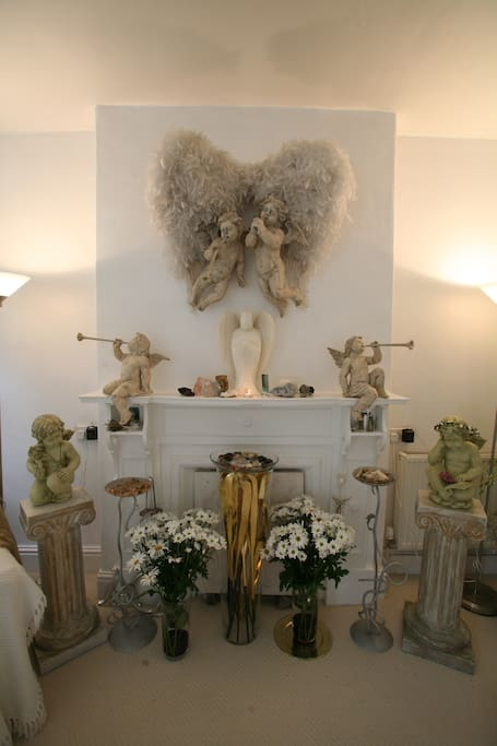 Angels in the Sanctuary