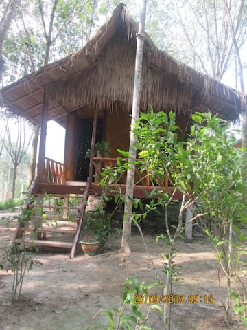 Family bungalows - Ko Lanta Yai - Bungalow