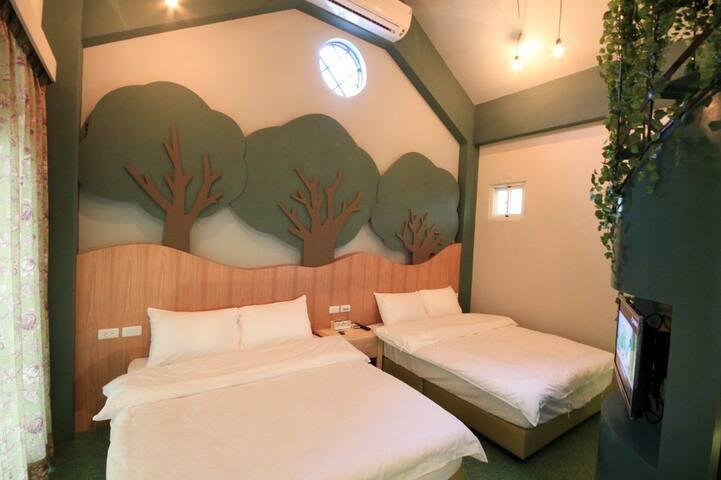 Suite for 6 people-near Pacific Landscape Park, - Jian Township - Haus