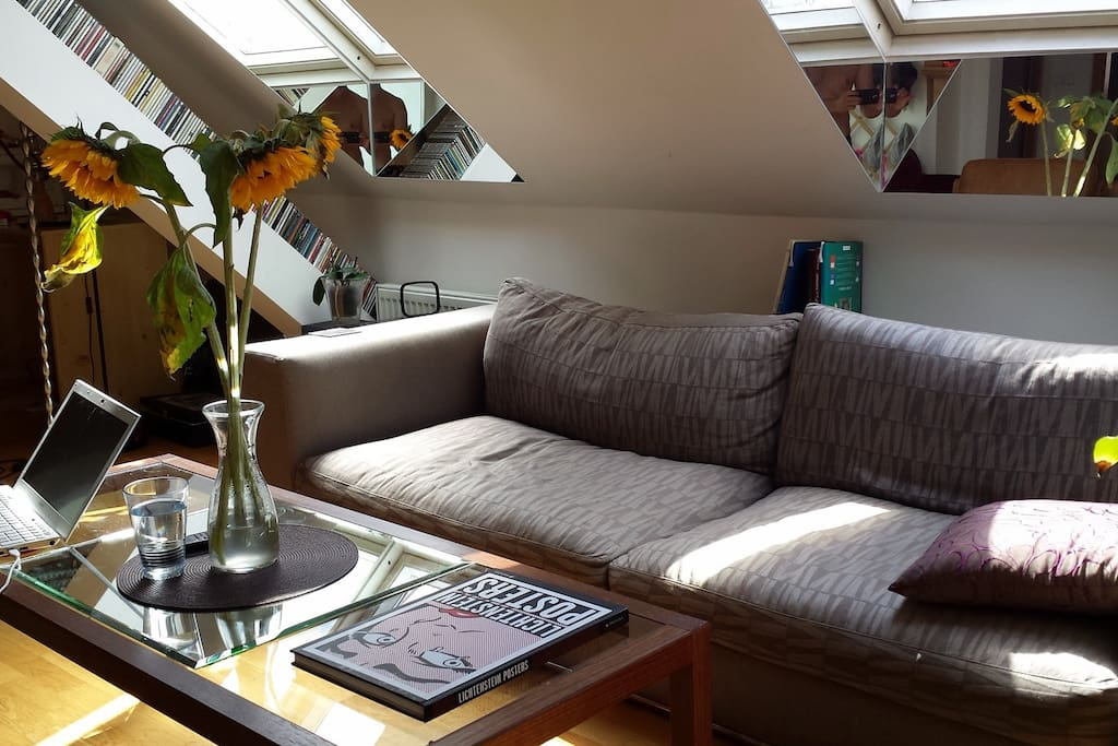 sitting room..