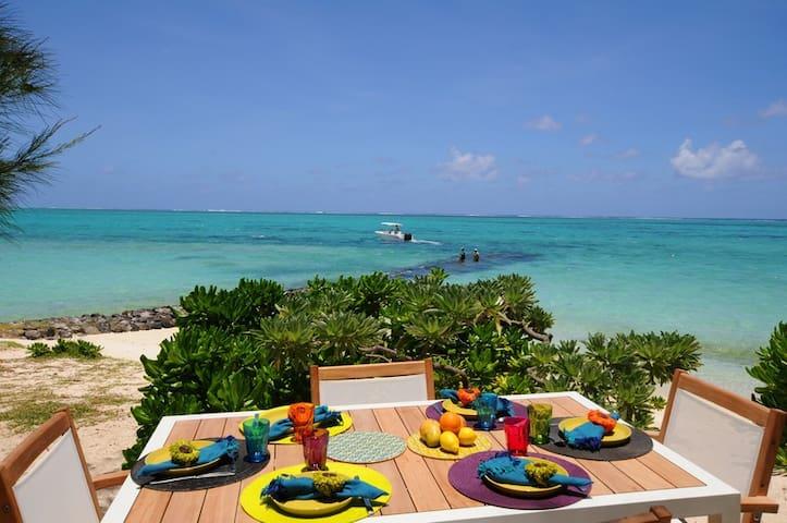 Villa La Piroge Pointe d'Esny Beach - Pointe d'Esny - 別荘