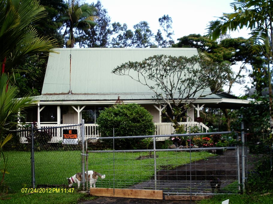 Menehune Gardens Bed And Breakfasts For Rent In P Hoa Hawaii United States