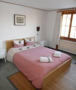 B&B Gruyère Gstaad Montreux Charmey - Haut-Intyamon - Bed & Breakfast - 2