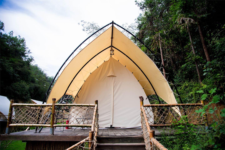 东南亚帐篷(双床)