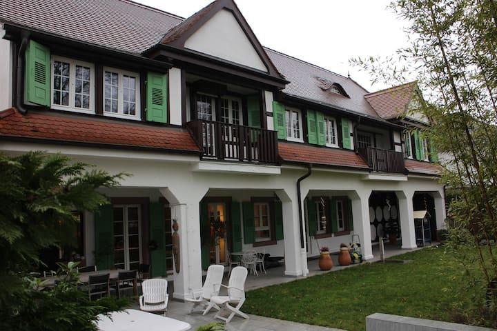 Maison de charme en Alsace - Haguenau - Casa