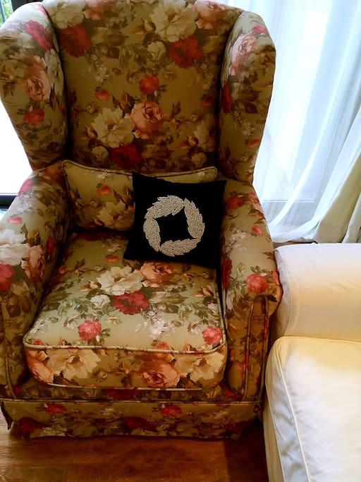 欧式沙发 可以慵懒的躺在上面