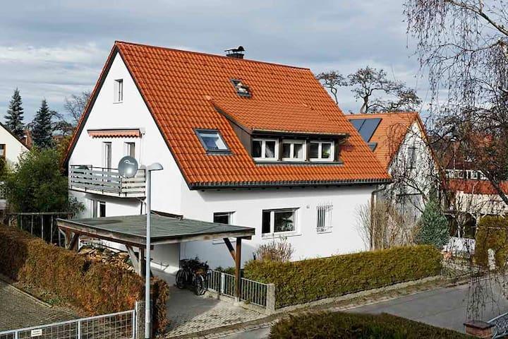 Seepark 2 Zimmer Ferienwohnung - Freiburg - Dom