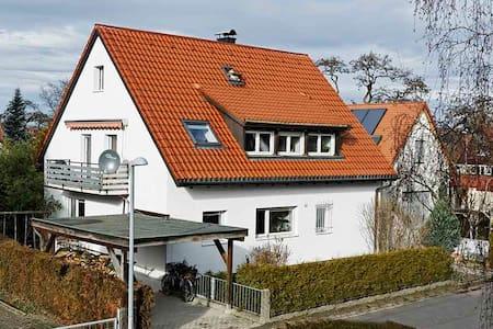 Seepark 2 Zimmer Ferienwohnung - Freiburg - Rumah
