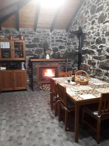 Sala de jantar Dining room