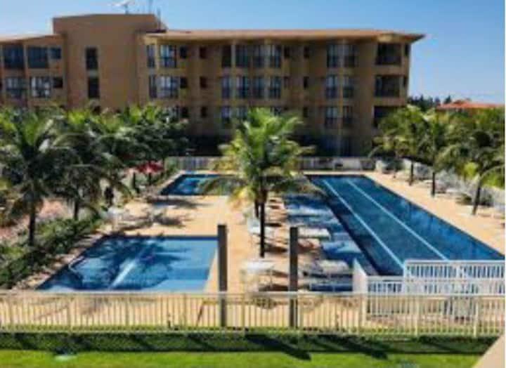 Loft - Condomínio Aldeia dos Reis - Sahy Sol & Sal