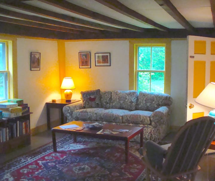 The Maxfield Parrish Suite at The Butternuts