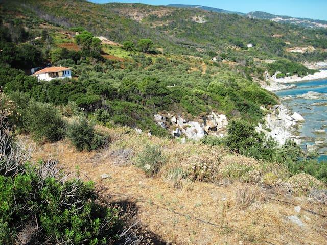 Vista sul mare - Kalamaki - Casa