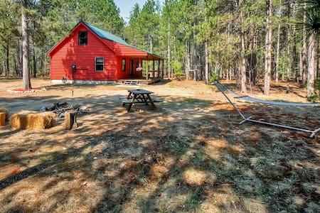 Wondrous 2BR South Boardman Cabin - South Boardman