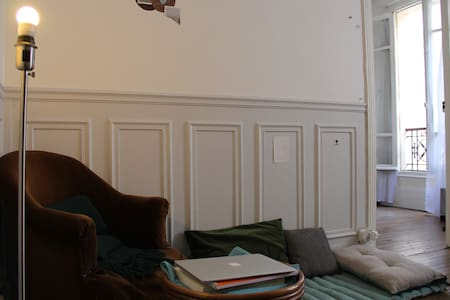 Typical and Charmful apartment - Paris - Apartment