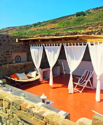 dammuso dell'amarena - Pantelleria - Apartamento