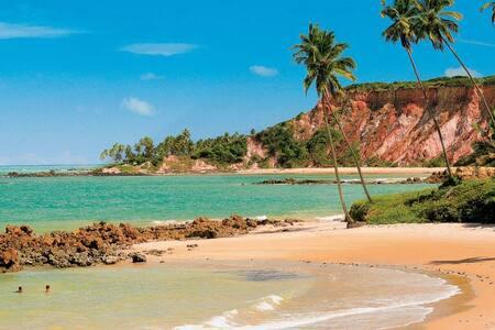Tabatinga casa de Praia a beira mar