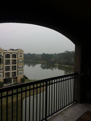 3BR/2BA Super Bowl Rental in The Woodlands - Spring - Apartament