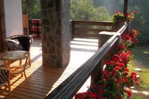Terrace. September