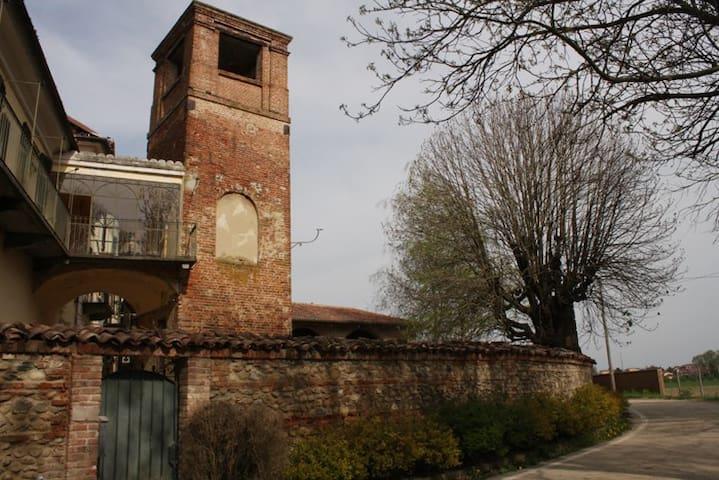 Mulino della Torre - Riva presso Chieri - Aamiaismajoitus