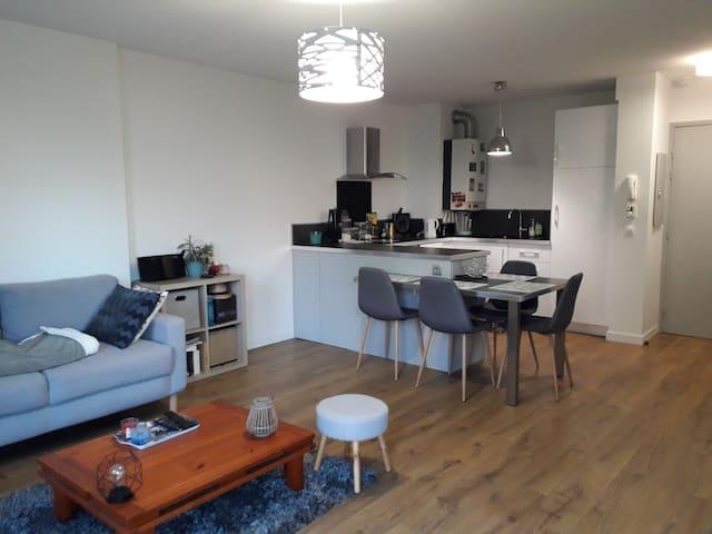 Appartement cosy à Villefranche/Saône