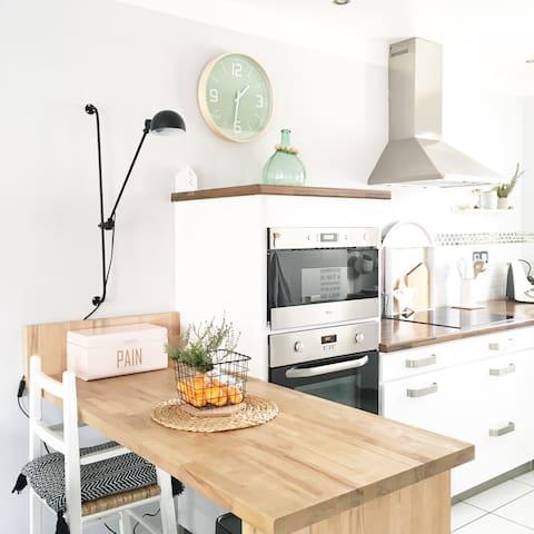 Jolie maison tout confort / Memorial Australien - Hamelet  - Casa