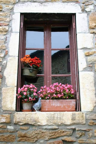 Beautiful Village Home in Burgundy - Cuiseaux - Apartamento