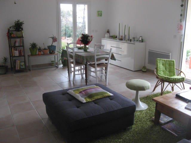 Loue chambre d'amis - La Motte - Inap sarapan